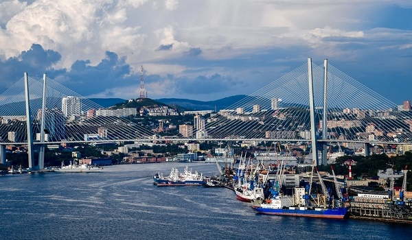 Vladivostok, Russia in pictures